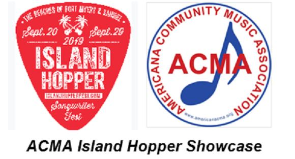 Island Hopper and ACMA logos