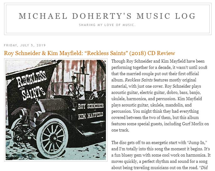 Michael Doherty review
