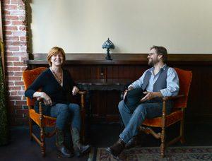 Roy Schneider & Kim Mayfield